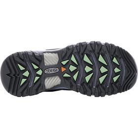 Keen Targhee EXP WP Shoes Damen steel grey/basil